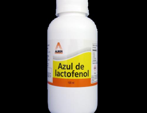 Azul de Lactofenol