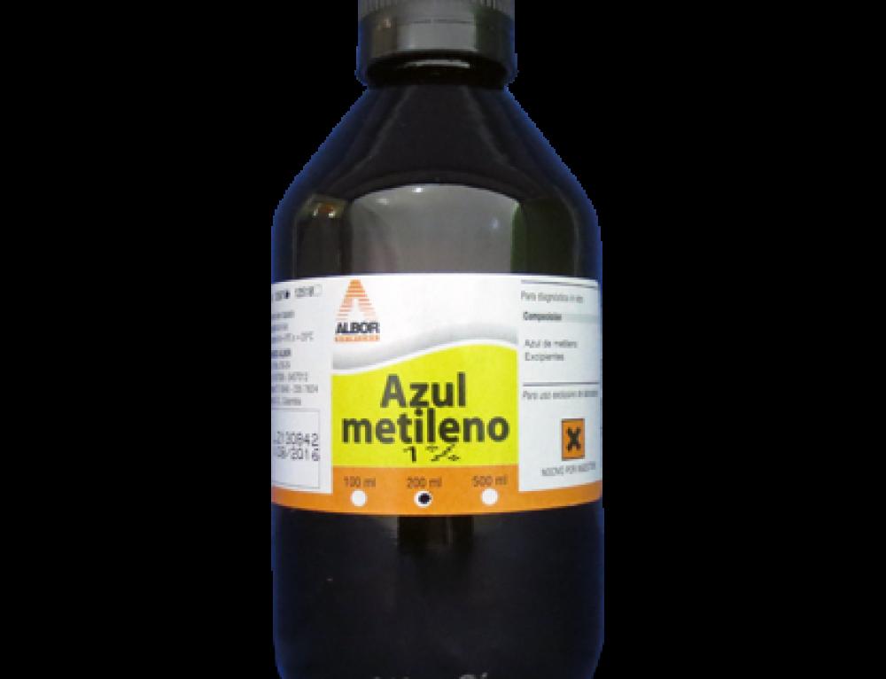Azul Metileno 1%
