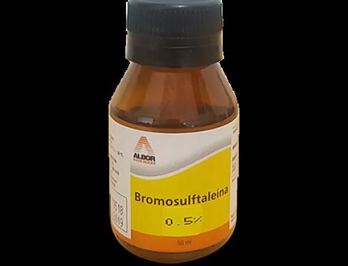 Bromosulftaleína 0.5%