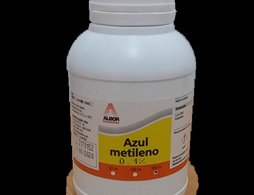 Azul Metileno 0.1%