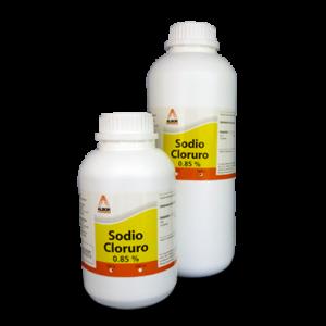 Cloruro de Sodio 0.85%