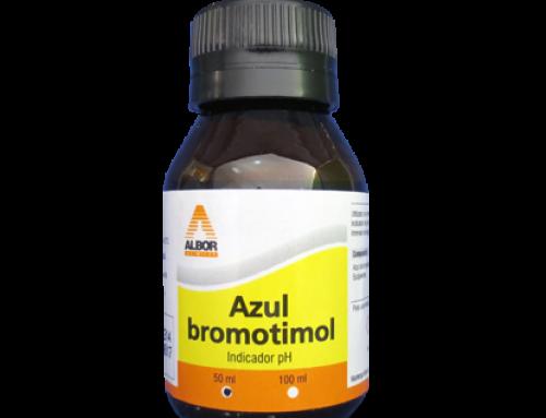 Azul bromotimol