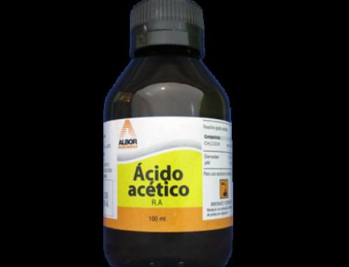 Ácido Acético R.A.