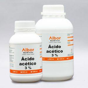 Acido Acetico 3%